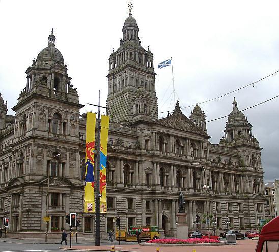 Glasgow sites